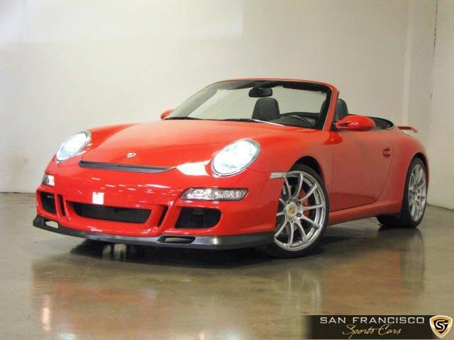 Used 2005 Porsche 911 Carrera S Cabriolet for sale Sold at San Francisco Sports Cars in San Carlos CA 94070 1