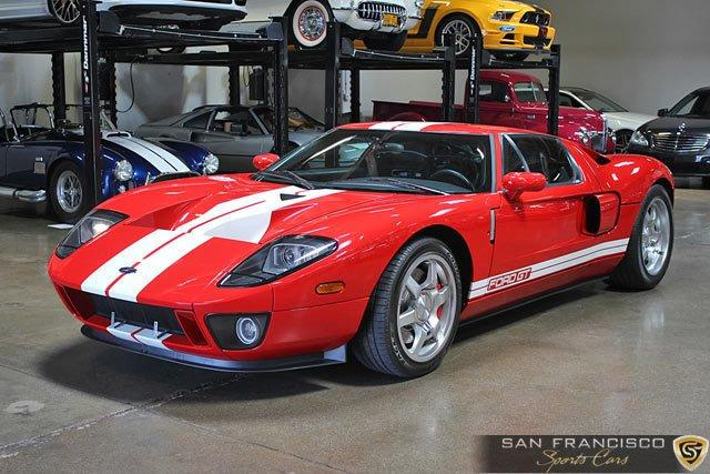 Used 2005 Ford GT for sale Sold at San Francisco Sports Cars in San Carlos CA 94070 2