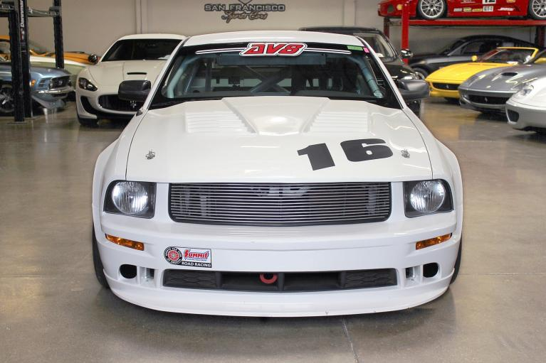 Used 2007 Ford Mustang SMG spec racer for sale $39,995 at San Francisco Sports Cars in San Carlos CA 94070 2