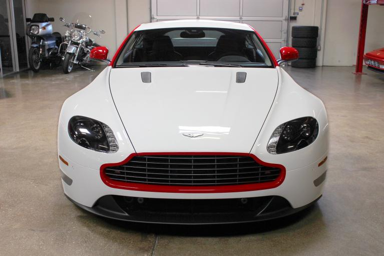 Used 2015 Aston Martin V8 Vantage GT for sale Sold at San Francisco Sports Cars in San Carlos CA 94070 2