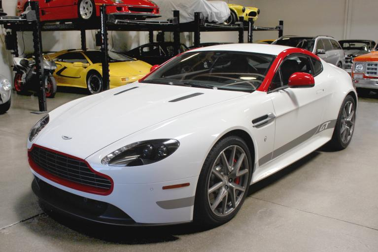 Used 2015 Aston Martin V8 Vantage GT for sale Sold at San Francisco Sports Cars in San Carlos CA 94070 3