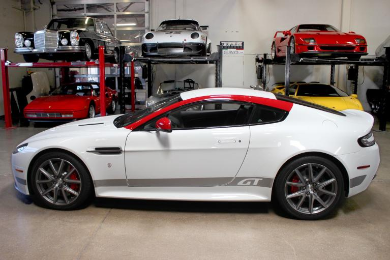 Used 2015 Aston Martin V8 Vantage GT for sale Sold at San Francisco Sports Cars in San Carlos CA 94070 4