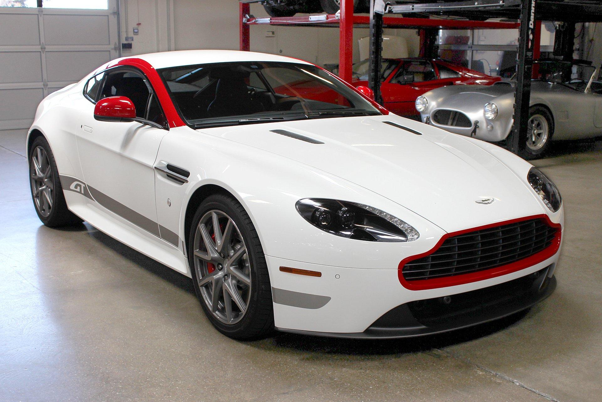 Used 2015 Aston Martin V8 Vantage GT for sale Sold at San Francisco Sports Cars in San Carlos CA 94070 1