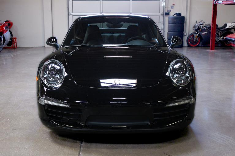 Used 2012 Porsche 911 for sale Sold at San Francisco Sports Cars in San Carlos CA 94070 2