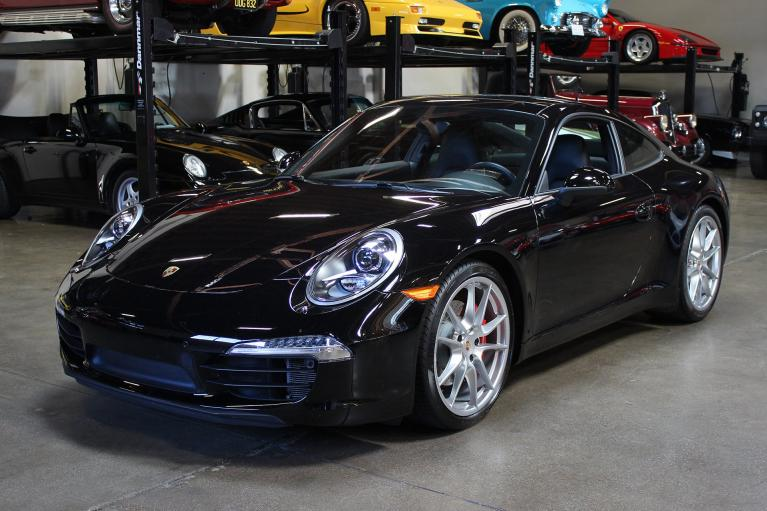 Used 2012 Porsche 911 for sale Sold at San Francisco Sports Cars in San Carlos CA 94070 3