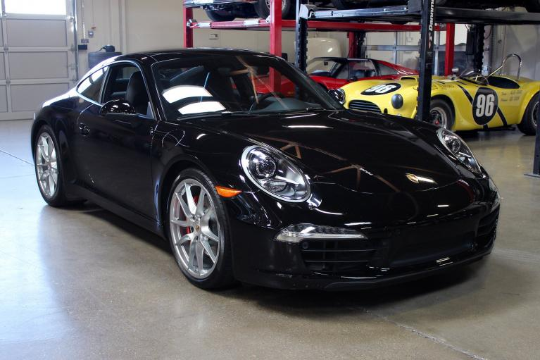 Used 2012 Porsche 911 for sale Sold at San Francisco Sports Cars in San Carlos CA 94070 1