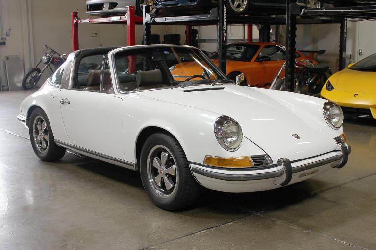 Used 1972 Porsche 911T for sale Sold at San Francisco Sports Cars in San Carlos CA 94070 3