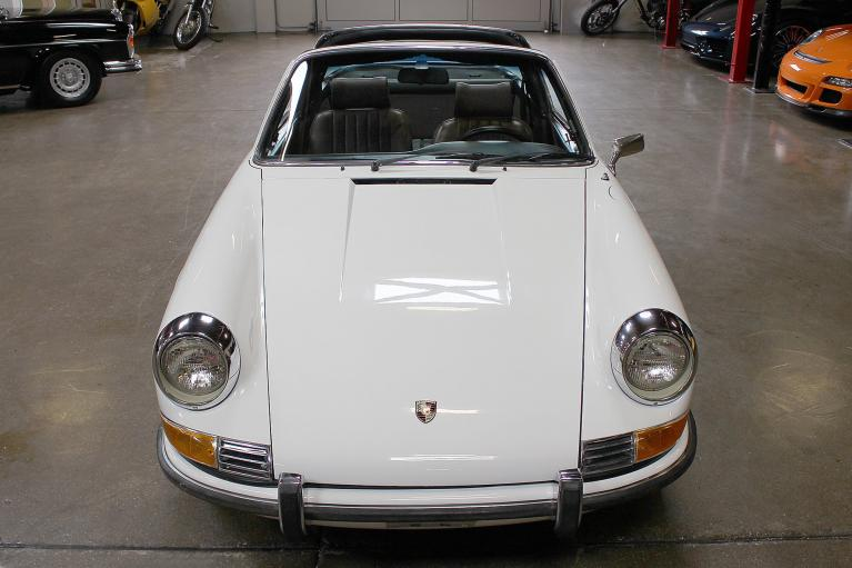 Used 1972 Porsche 911T for sale Sold at San Francisco Sports Cars in San Carlos CA 94070 4