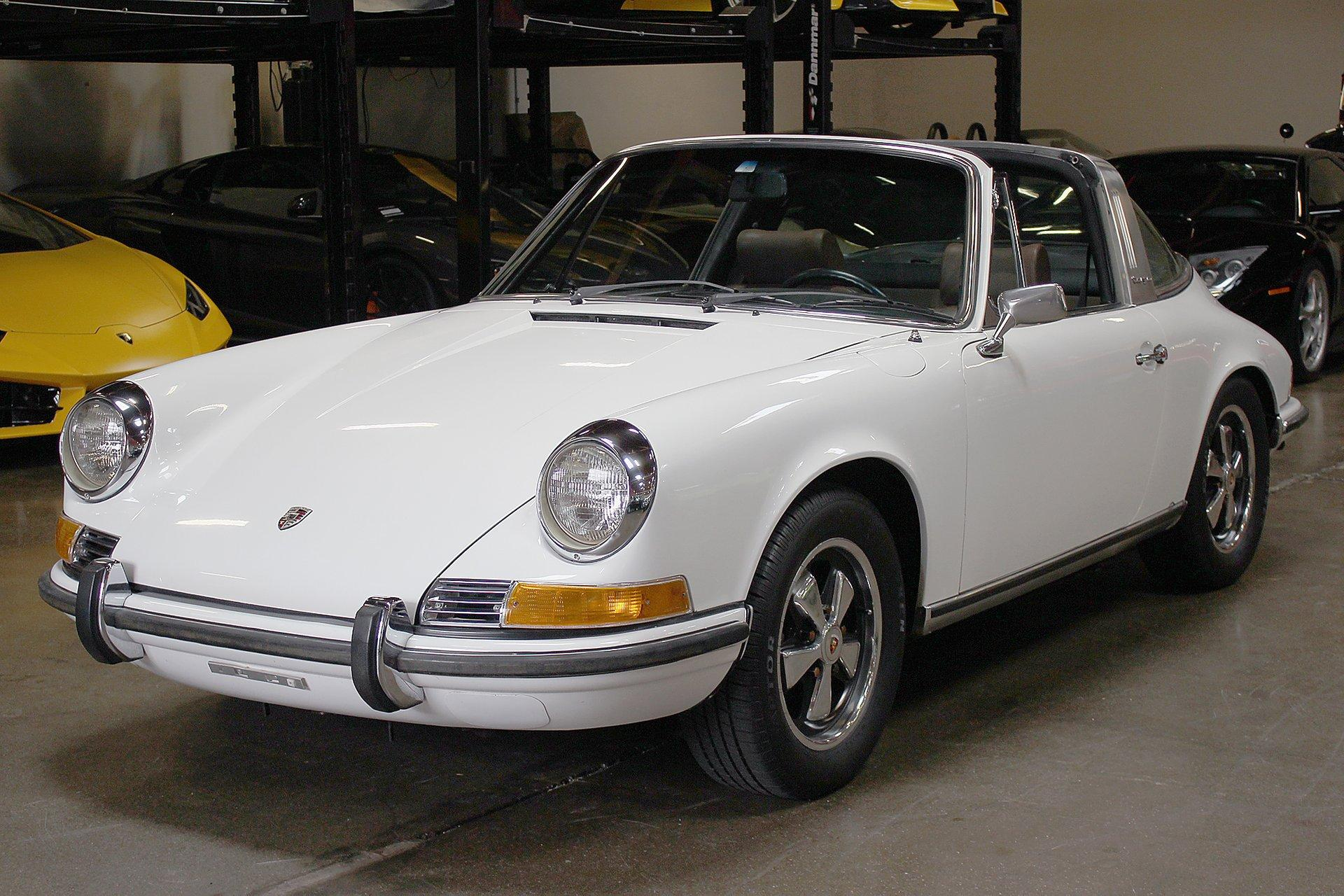 Used 1972 Porsche 911T for sale Sold at San Francisco Sports Cars in San Carlos CA 94070 1