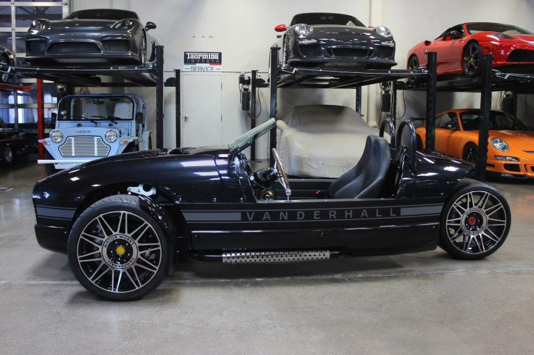 Used 2017 Vanderhall Venice for sale Sold at San Francisco Sports Cars in San Carlos CA 94070 4