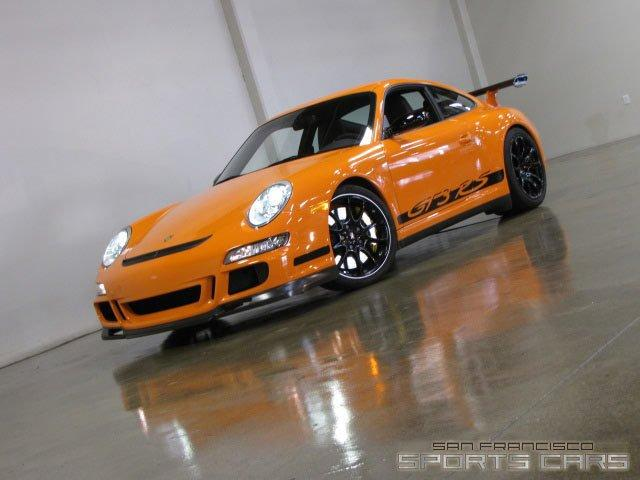 Used 2007 Porsche 997 GT3 RS for sale Sold at San Francisco Sports Cars in San Carlos CA 94070 2