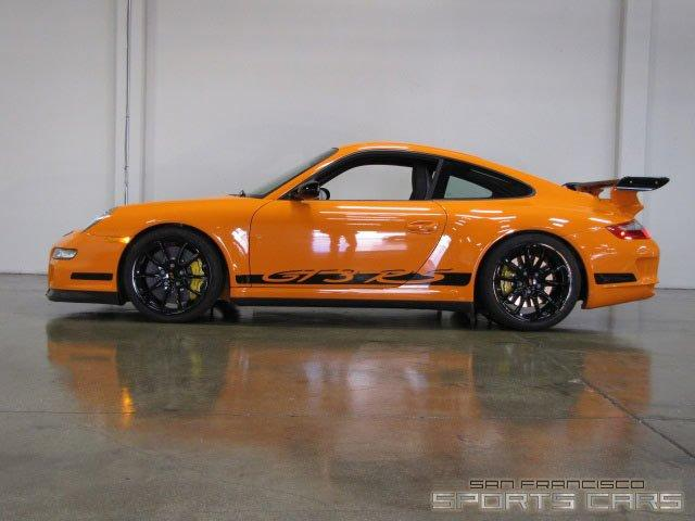 Used 2007 Porsche 997 GT3 RS for sale Sold at San Francisco Sports Cars in San Carlos CA 94070 3