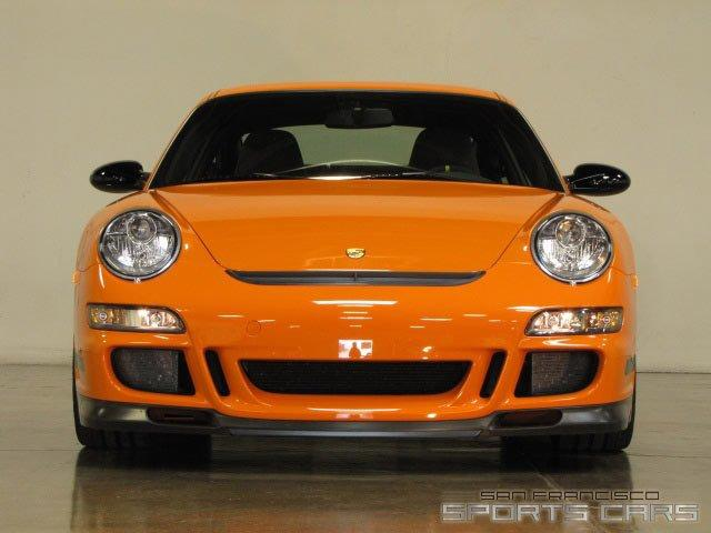 Used 2007 Porsche 997 GT3 RS for sale Sold at San Francisco Sports Cars in San Carlos CA 94070 1