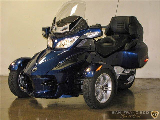 Used 2011 Can-Am Spyder for sale Sold at San Francisco Sports Cars in San Carlos CA 94070 3