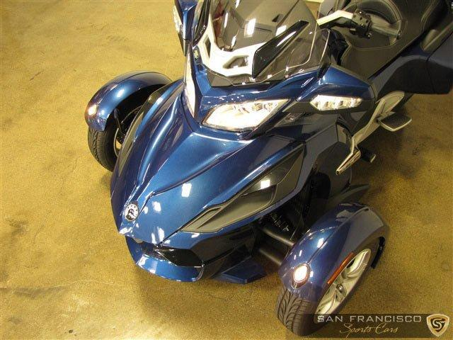 Used 2011 Can-Am Spyder for sale Sold at San Francisco Sports Cars in San Carlos CA 94070 4