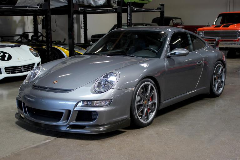 Used 2007 Porsche GT3 for sale Sold at San Francisco Sports Cars in San Carlos CA 94070 3