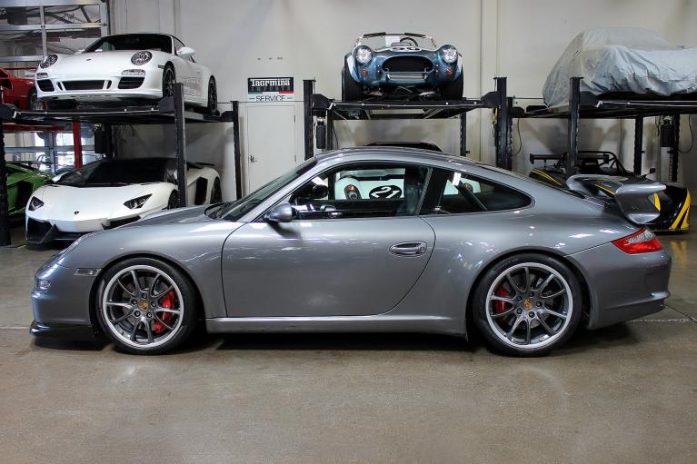 Used 2007 Porsche GT3 for sale Sold at San Francisco Sports Cars in San Carlos CA 94070 4