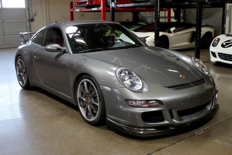 Used 2007 Porsche GT3 for sale Sold at San Francisco Sports Cars in San Carlos CA 94070 1