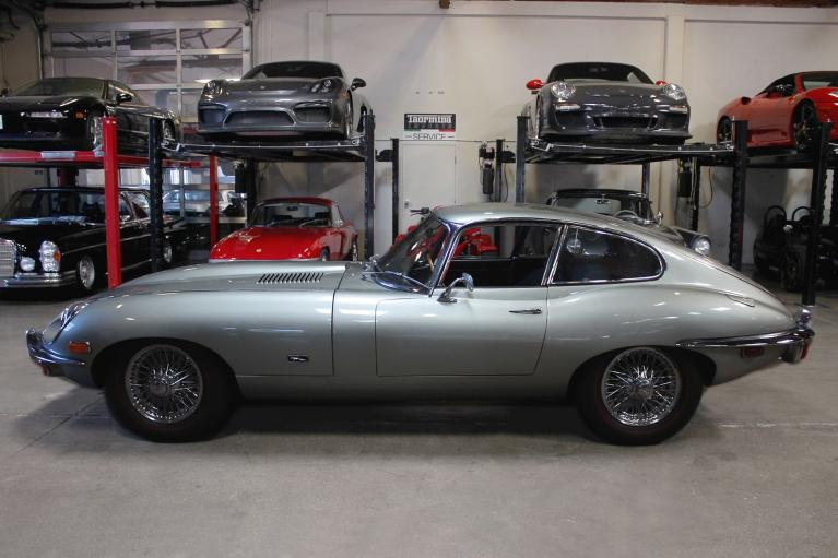 Used 1971 Jaguar XK-E S2 Coupe for sale Sold at San Francisco Sports Cars in San Carlos CA 94070 4