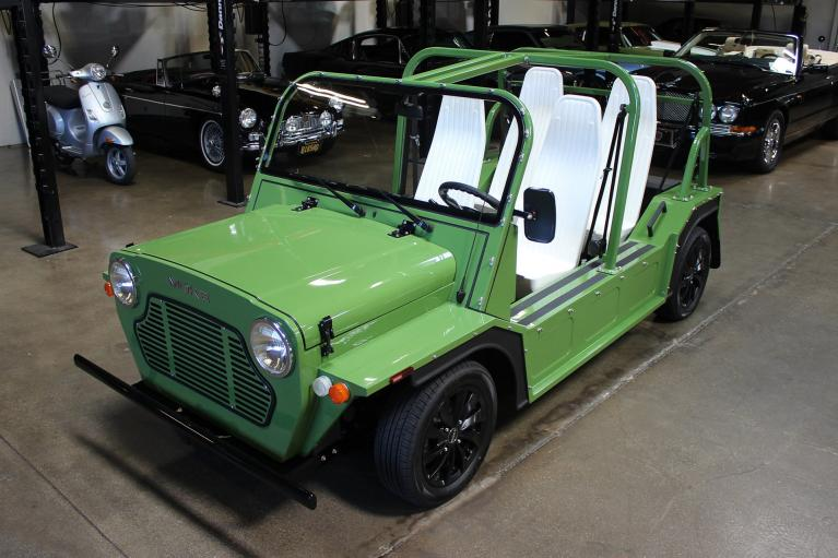 Used 2018 MOKE MOKE for sale Sold at San Francisco Sports Cars in San Carlos CA 94070 3