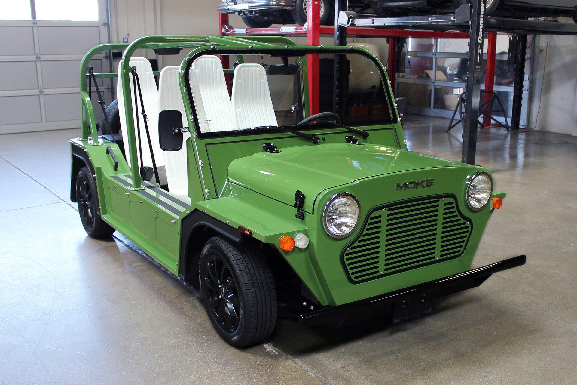 Used 2018 MOKE MOKE for sale Sold at San Francisco Sports Cars in San Carlos CA 94070 1