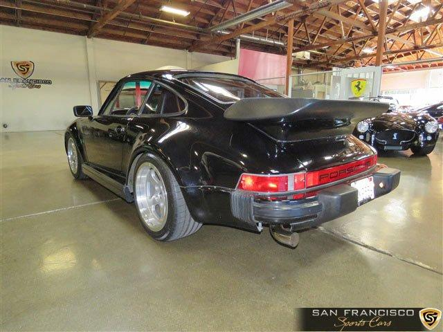 Used 1986 Porsche 911 Carrera for sale Sold at San Francisco Sports Cars in San Carlos CA 94070 4