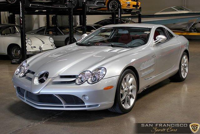 Used 2005 Mercedes-Benz McLaren SLR for sale Sold at San Francisco Sports Cars in San Carlos CA 94070 2