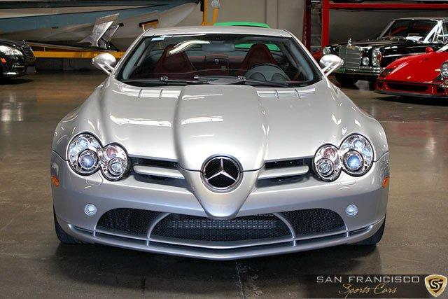 Used 2005 Mercedes-Benz McLaren SLR for sale Sold at San Francisco Sports Cars in San Carlos CA 94070 1