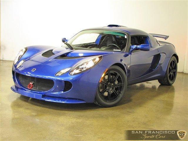 Used 2007 Lotus Exige S for sale Sold at San Francisco Sports Cars in San Carlos CA 94070 2