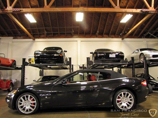 Used 2011 Maserati GranTurismo Convertible for sale Sold at San Francisco Sports Cars in San Carlos CA 94070 3