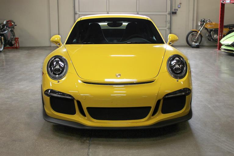 Used 2014 Porsche GT3 for sale Sold at San Francisco Sports Cars in San Carlos CA 94070 2