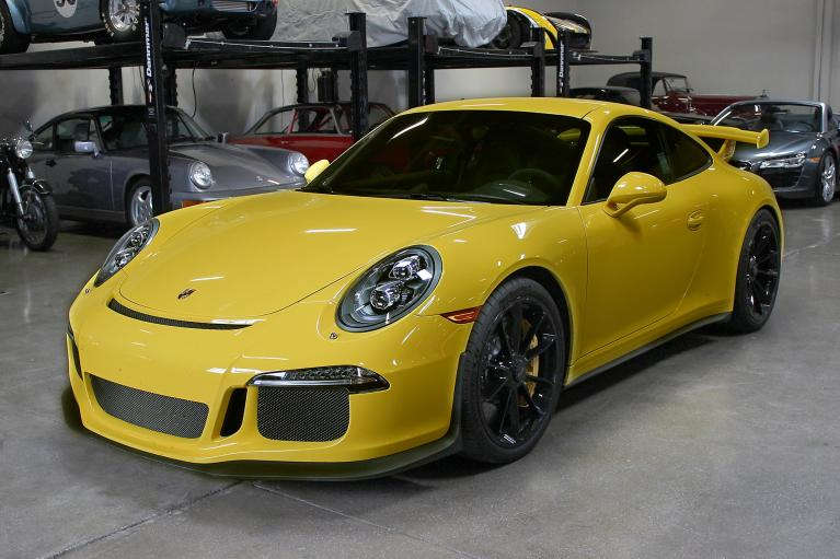 Used 2014 Porsche GT3 for sale Sold at San Francisco Sports Cars in San Carlos CA 94070 3