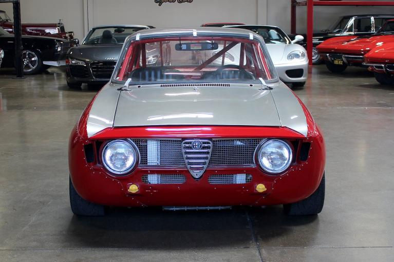 Used 1968 Alfa Romeo GTV for sale Sold at San Francisco Sports Cars in San Carlos CA 94070 2