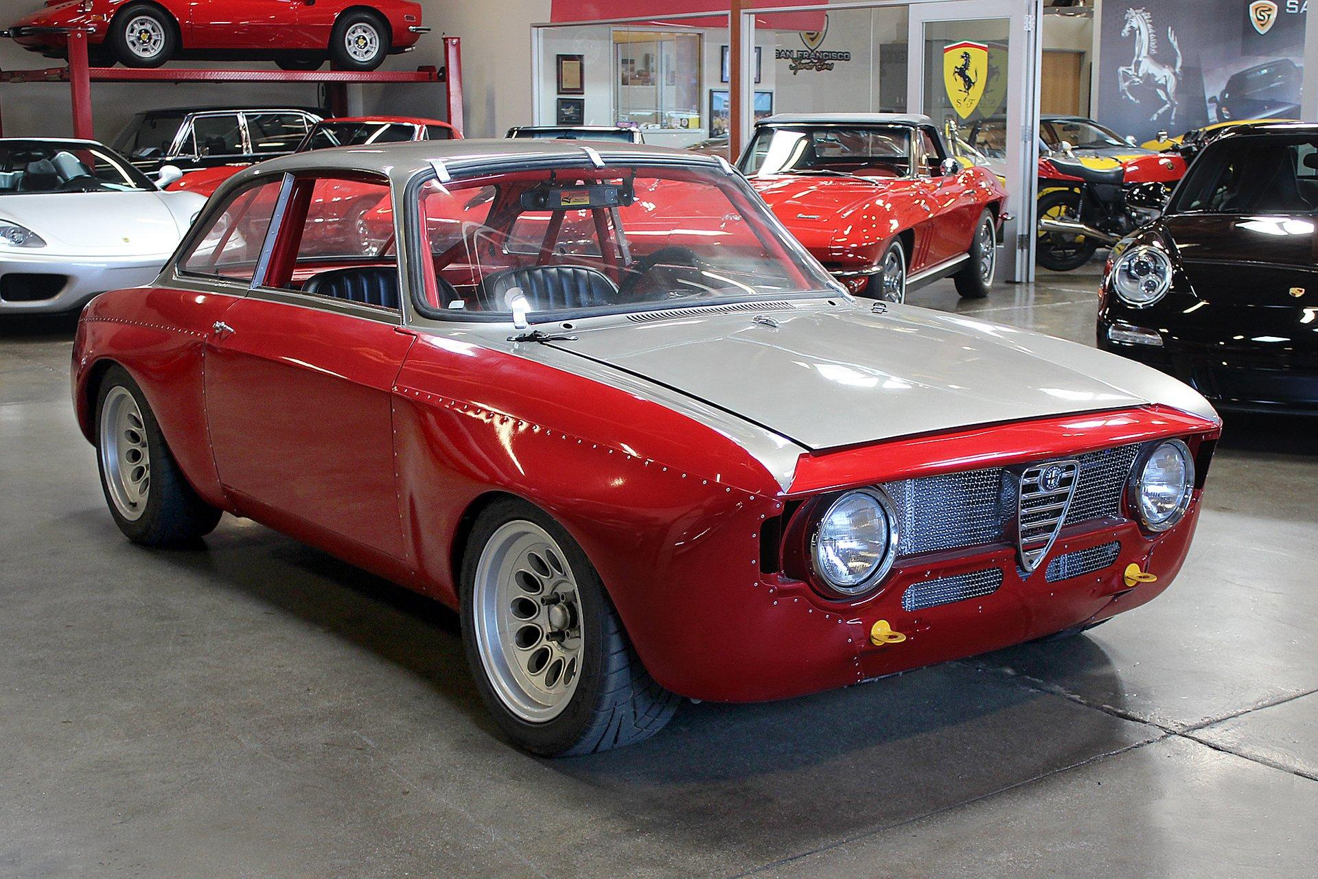 Used 1968 Alfa Romeo GTV for sale Sold at San Francisco Sports Cars in San Carlos CA 94070 1