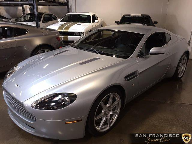 Used 2006 Aston Martin Vantage for sale Sold at San Francisco Sports Cars in San Carlos CA 94070 2