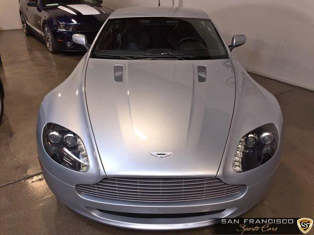 Used 2006 Aston Martin Vantage for sale Sold at San Francisco Sports Cars in San Carlos CA 94070 1