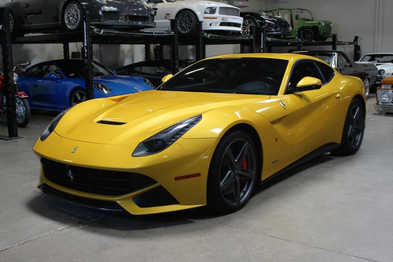 Used 2014 Ferrari F12berlinetta for sale Sold at San Francisco Sports Cars in San Carlos CA 94070 3