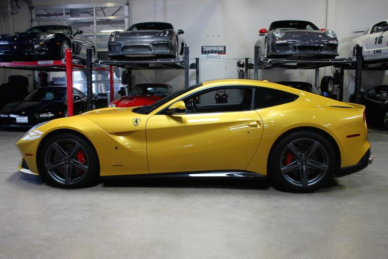 Used 2014 Ferrari F12berlinetta for sale Sold at San Francisco Sports Cars in San Carlos CA 94070 4