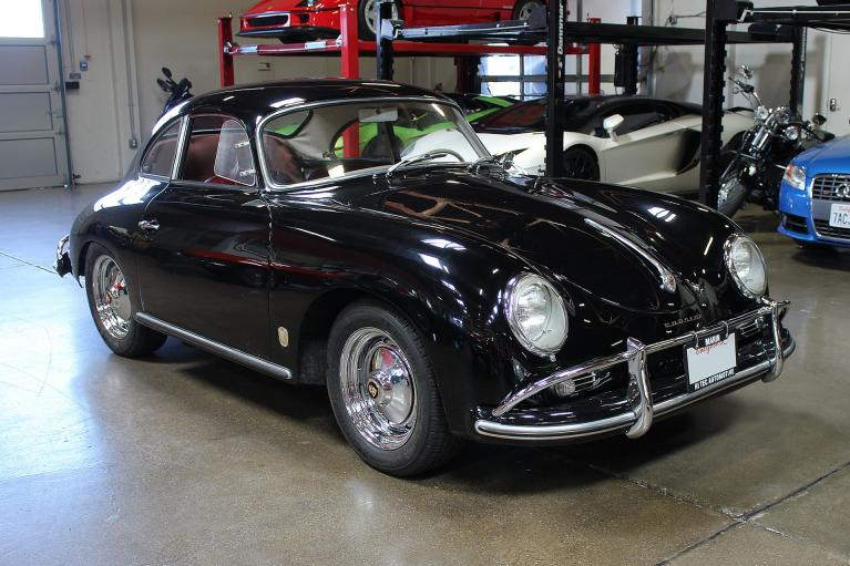 Used 1959 Porsche 356 for sale Sold at San Francisco Sports Cars in San Carlos CA 94070 1