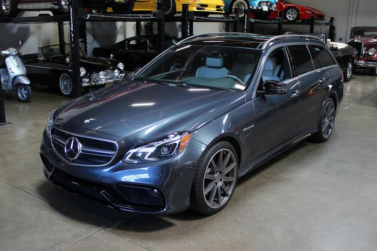 Used 2014 Mercedes-Benz E-Class for sale Sold at San Francisco Sports Cars in San Carlos CA 94070 3