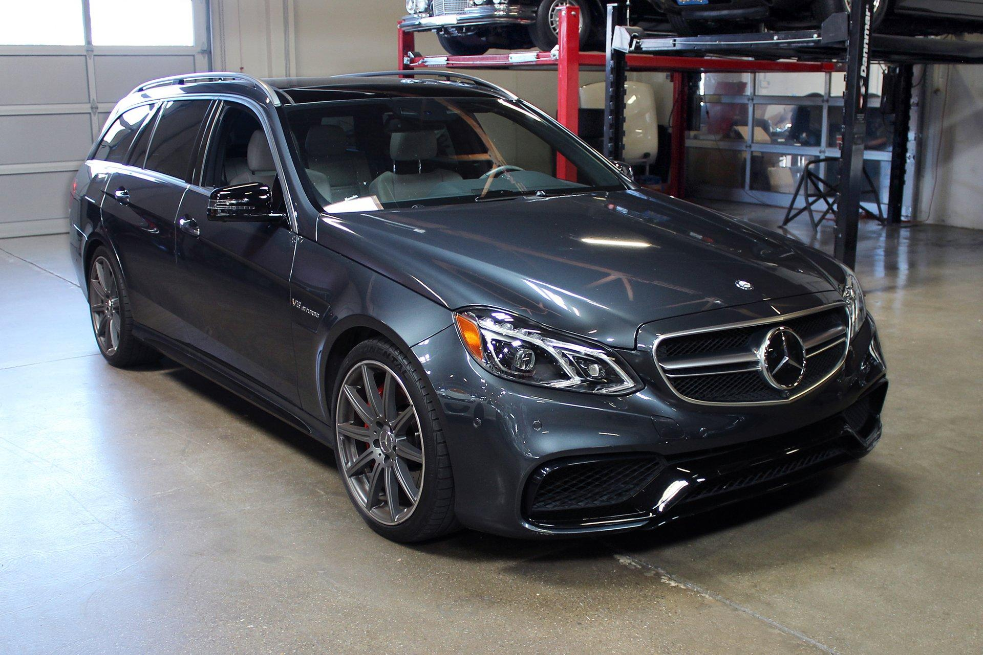 Used 2014 Mercedes-Benz E-Class for sale Sold at San Francisco Sports Cars in San Carlos CA 94070 1