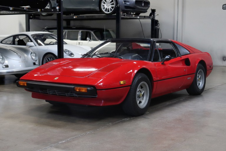 Used 1979 Ferrari 308 GTS for sale Sold at San Francisco Sports Cars in San Carlos CA 94070 3