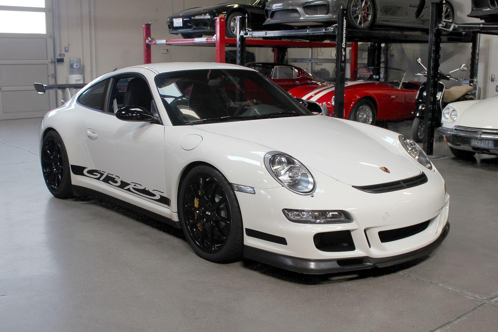 Used 2007 Porsche 911 for sale Sold at San Francisco Sports Cars in San Carlos CA 94070 1