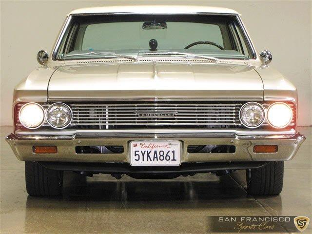 Used 1966 Chevrolet Chevelle 300 Deluxe for sale Sold at San Francisco Sports Cars in San Carlos CA 94070 1