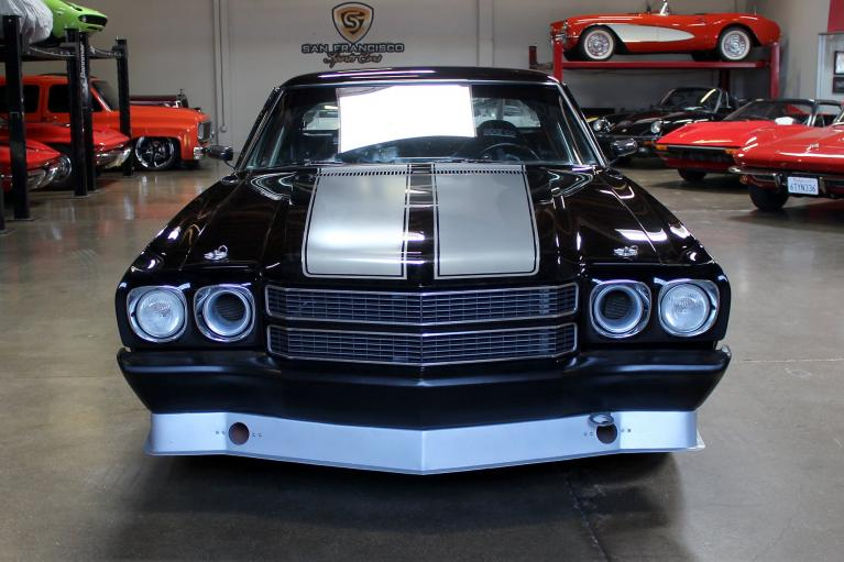 Used 1970 Chevrolet El Camino for sale Sold at San Francisco Sports Cars in San Carlos CA 94070 2