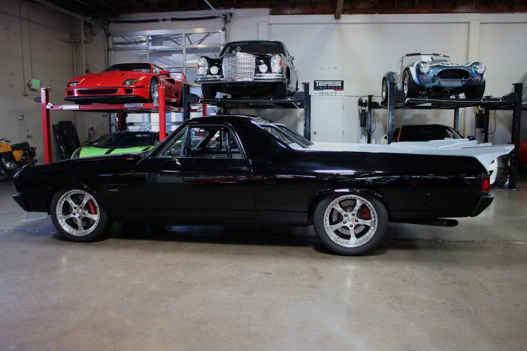 Used 1970 Chevrolet El Camino for sale Sold at San Francisco Sports Cars in San Carlos CA 94070 4