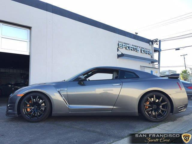 Used 2013 Nissan GT-R Switzer P700 for sale Sold at San Francisco Sports Cars in San Carlos CA 94070 3