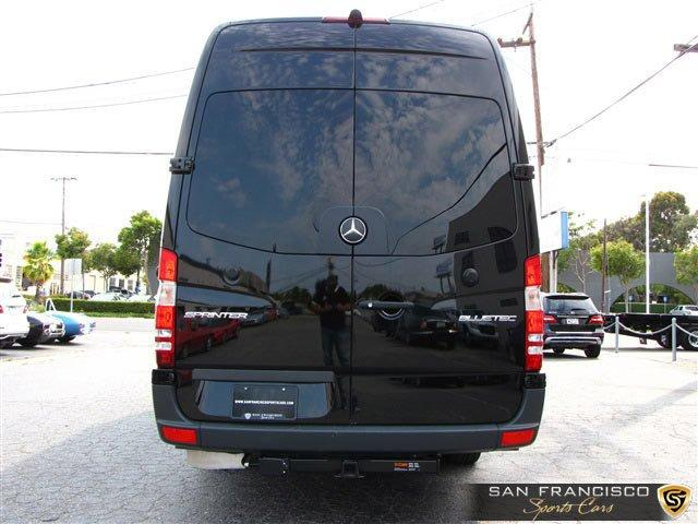 Used 2014 Mercedes-Benz Sprinter 2500 for sale Sold at San Francisco Sports Cars in San Carlos CA 94070 4