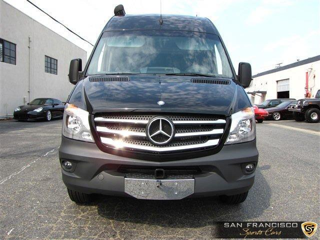 Used 2014 Mercedes-Benz Sprinter 2500 for sale Sold at San Francisco Sports Cars in San Carlos CA 94070 1