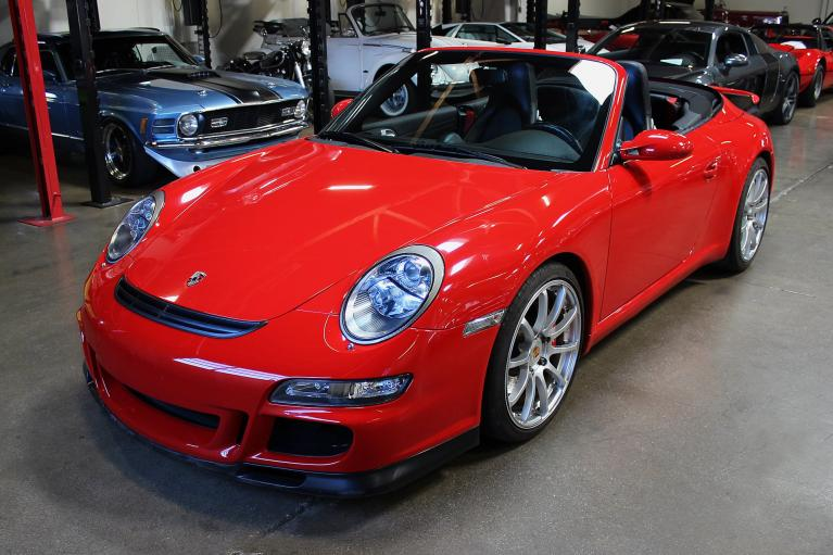 Used 2005 Porsche 911 C4S Cabriolet for sale Sold at San Francisco Sports Cars in San Carlos CA 94070 3